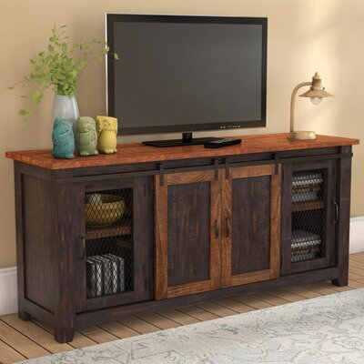 """Tv Stands & Entertainment Centers You'Ll Love In 2019 Inside 2018 Griffing Solid Wood Tv Stands For Tvs Up To 85"""" (View 3 of 15)"""