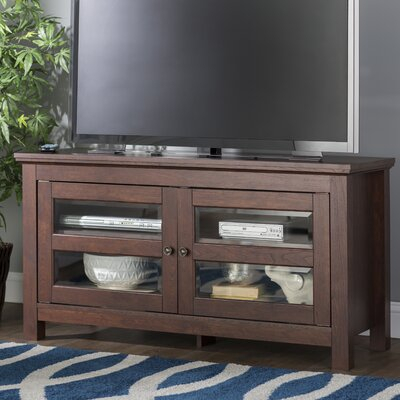 """Tv Stands & Entertainment Centers You'Ll Love In 2019 Inside Famous Griffing Solid Wood Tv Stands For Tvs Up To 85"""" (View 10 of 15)"""