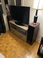Tv Tables And Entertainment Unit (View 9 of 15)