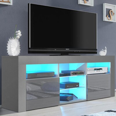 """Wayfair For Widely Used Neilsen Tv Stands For Tvs Up To 65"""" (View 8 of 15)"""