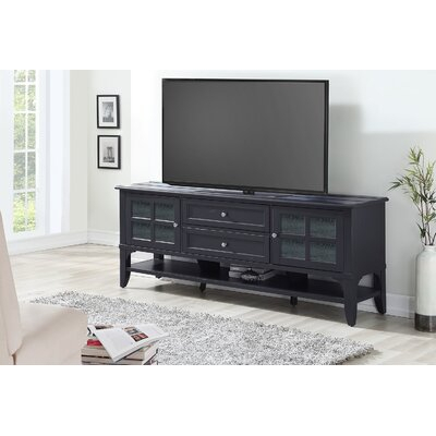 """Wayfair In Most Up To Date Griffing Solid Wood Tv Stands For Tvs Up To 85"""" (View 4 of 15)"""