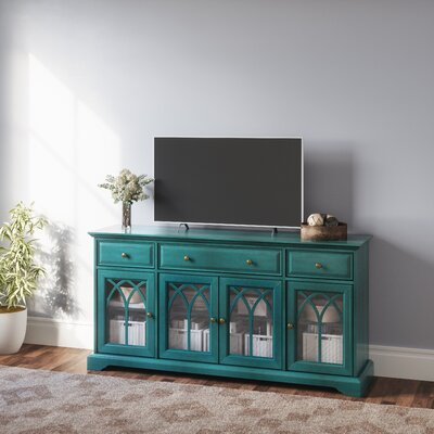 """Wayfair Inside Recent Griffing Solid Wood Tv Stands For Tvs Up To 85"""" (View 11 of 15)"""