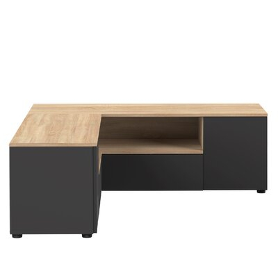 Wayfair With Most Recent Sherbourne Oak Corner Tv Stands (View 5 of 14)