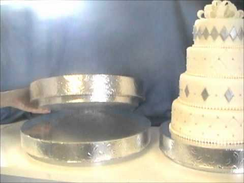 Wedding Cake Stands – Affordable & Inexpensive – Youtube With Recent Fancy Tv Stands (View 15 of 15)