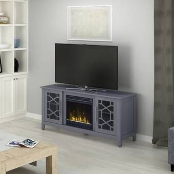 """Well Known Ameriwood Home Rhea Tv Stands For Tvs Up To 70"""" In Black Oak Pertaining To Canora Grey Tompkins Tv Stand For Tvs Up To 60 Inches With (View 4 of 15)"""