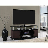 Well Known Furinno Jaya Large Tv Stands With Storage Bin Pertaining To Furinno 11191Bk The Entertainment Center Tv Stand, Black (View 7 of 15)