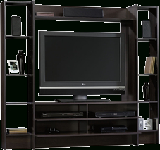 Well Known High Glass Modern Entertainment Tv Stands For Living Room Bedroom Throughout Tv Stands & Flat Screen Tv Stands You'Ll Love (View 4 of 15)