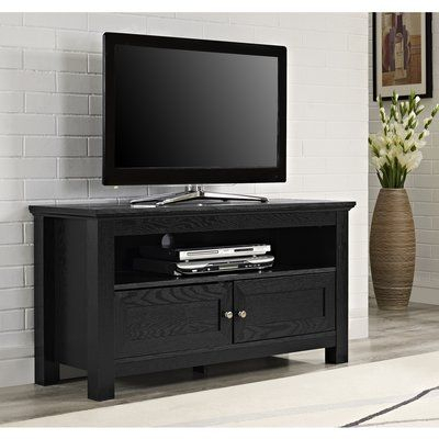 """Well Known Orrville Tv Stands For Tvs Up To 43"""" For Birch Lane™ Heritage Dunmore Wood Cabinet Tv Stand For Tvs (View 1 of 15)"""