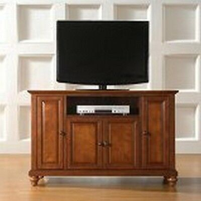 Well Known Owen Retro Tv Unit Stands Within Crosley Furniturecrosley Furniture Cambridge 48 Inch Tv (View 5 of 15)