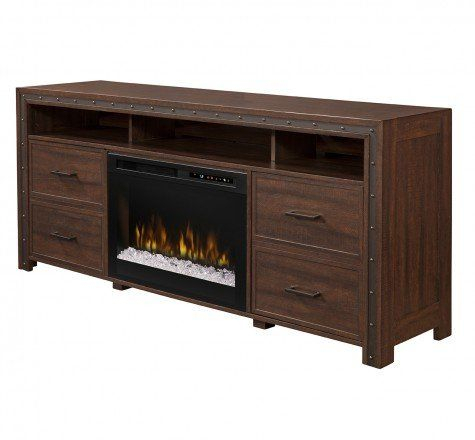 """Well Known Valenti Tv Stands For Tvs Up To 65"""" Intended For Tv Stand Fireplace For Tvs Up To 65"""" With Fireplace (View 3 of 15)"""