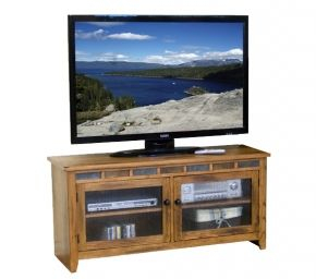 """Well Liked Ameriwood Home Rhea Tv Stands For Tvs Up To 70"""" In Black Oak Within Sunny Designs 3398Ro52 Sedona  (View 12 of 15)"""