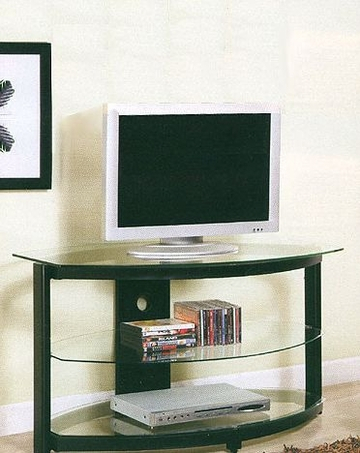 Well Liked Bromley Black Wide Tv Stands For Black Tv Stand Co  (View 3 of 15)
