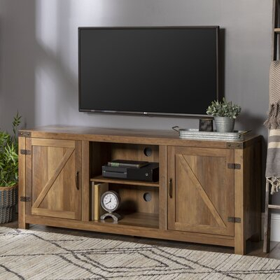 Well Liked Industrial Corner Tv Stands Intended For Tv Stands You'Ll Love In  (View 3 of 15)