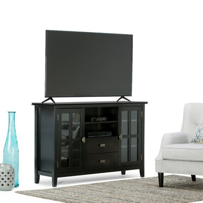 """Well Liked Neilsen Tv Stands For Tvs Up To 65"""" With Three Posts™ Gosport Solid Wood Tv Stand For Tvs Up To  (View 10 of 15)"""