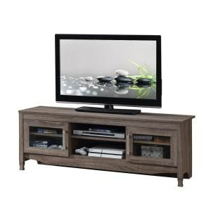 """Well Liked Techni Mobili 53"""" Driftwood Tv Stands In Grey Intended For Techni Mobili Techni Mobili 53 In (View 2 of 15)"""