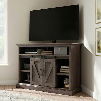 "Whalen Allston Barn Door Corner Tv Stand For 55"" Tvs Regarding 2018 Lansing Tv Stands For Tvs Up To 55"" (View 2 of 15)"