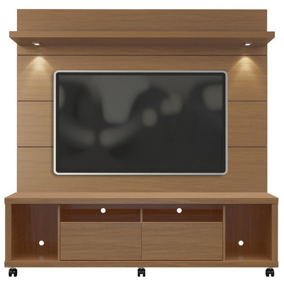 Widely Used 57'' Led Tv Stands Cabinet With Regard To Manhattan Comfort, 2 1545482254, Tv Stands Entertainment (View 6 of 15)
