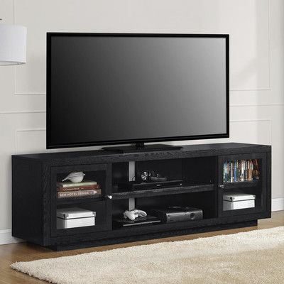 """Widely Used 65 Inch Tv Stands With Integrated Mount Inside Wrought Studio Sousa Tv Stand For Tvs Up To 71"""" Color (View 2 of 15)"""