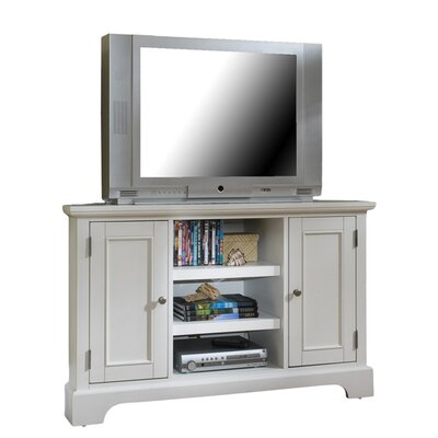 """Widely Used Cornet Tv Stands Within Hokku Designs 50"""" Corner Tv Stand & Reviews (View 14 of 15)"""