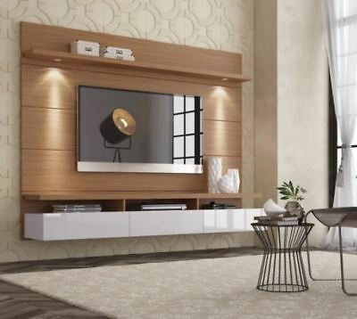 Widely Used Hannu Tv Media Unit White Stands Within Floating Entertainment Center Wall Unit Tv Stand Flat (View 14 of 15)