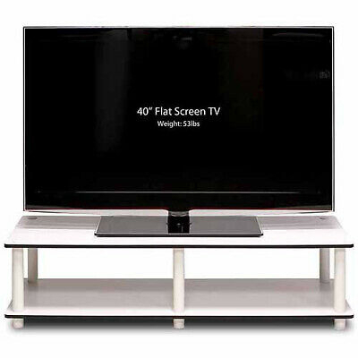 Widely Used Indi Wide Tv Stands Regarding Low Tv Stand Flat Screens Entertainment Center White Small (View 7 of 15)