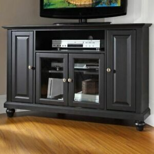 Widely Used Tv Stands For Corner Within Modern Corner Tv Stand Media Entertainment Unit Solid Wood (View 13 of 15)