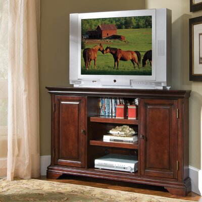 """Woodbridge Home Designs 50"""" Corner Tv Stand & Reviews With Regard To Newest Tv Stands For Corner (View 4 of 15)"""
