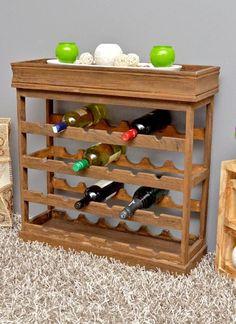 Wooden Wine Rack, Wine (View 11 of 15)