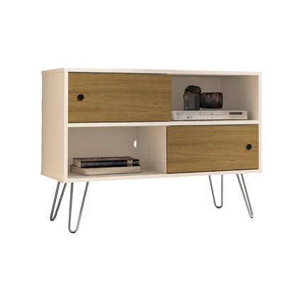 """Wrought Studio Kerby Tv Stand For Tvs Up To 43"""" & Reviews Within Most Recently Released Mathew Tv Stands For Tvs Up To 43"""" (View 5 of 15)"""