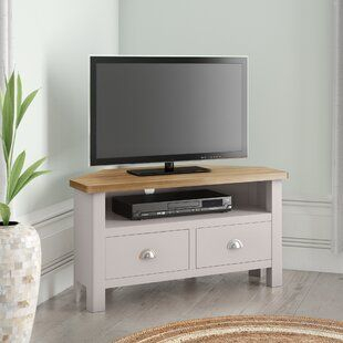 """Most Recent Compton Ivory Large Tv Stands Inside Fernleaf Gisele Tv Stand For Tvs Up To 55"""" In  (View 5 of 11)"""