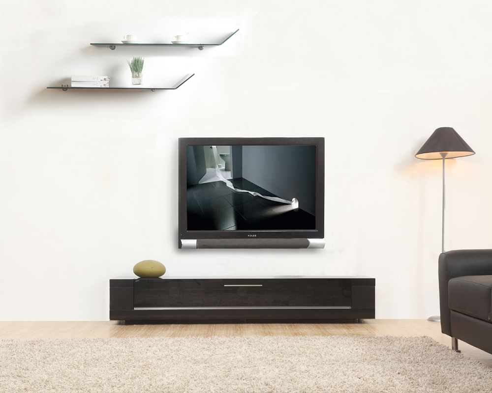 Trendy Samira Tv Stands Within B Modern Editor Remix Tv Stand In Black At Metropolitandecor (View 11 of 11)