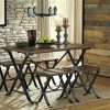 Bale 6 Piece Dining Sets With Dom Side Chairs (Photo 4 of 26)