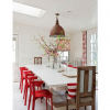 Red Dining Chairs (Photo 11 of 25)