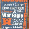 Auburn Wall Art (Photo 15 of 20)