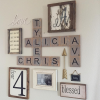 Rustic Wall Accents (Photo 6 of 15)