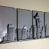 3D Printed Wall Art