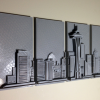 3D Printed Wall Art (Photo 1 of 20)