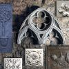 Architectural Wall Accents (Photo 12 of 15)