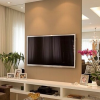 Wall Accents With Tv (Photo 8 of 15)