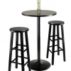 Winsome 3 Piece Counter Height Dining Sets (Photo 17 of 25)