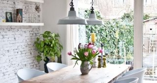 Lamp Over Dining Tables