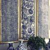 Bedroom Fabric Wall Art (Photo 3 of 15)