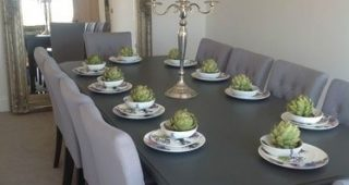 10 Seater Dining Tables and Chairs