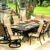 8 Seat Outdoor Dining Tables (Photo 20 of 25)