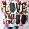 Handmade Fabric Wall Art (Photo 5 of 15)