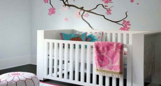 Decoration in Baby Room