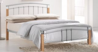 Shopping for Silver Bed Designs Online