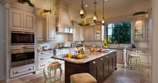 Large Kitchen Design Ideas for Nice Large Kitchen
