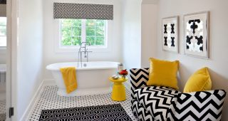 15 Best Bathroom Rugs and Bath/Shower Mats Decor Ideas