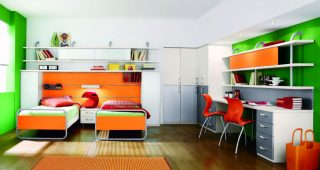 Twin Boys Bedroom Ideas: Boys Thing!